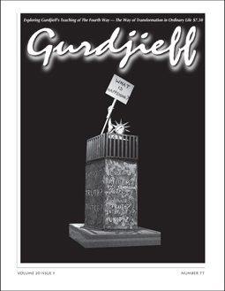 The Gurdjieff Journal